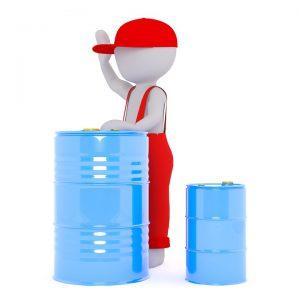 Rozwiąż swój problem z zalegającym w firmie olejem