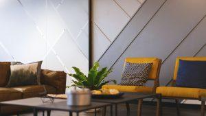 Salon – sposoby na dekorację ścian