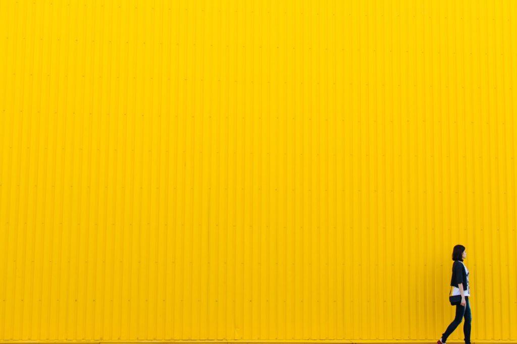 Modne kolory ścian