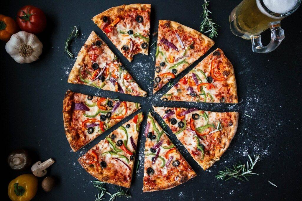 Sos do pizzy